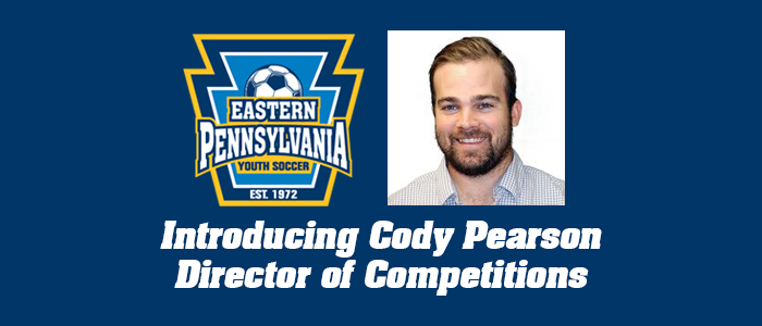 Cody website image director of competitions