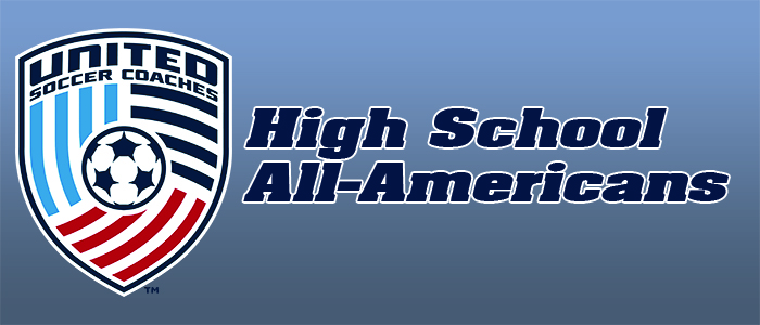 High School All-Americans web page