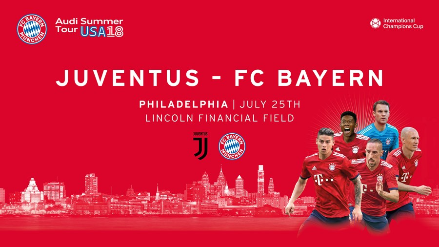 Bayern in Philly