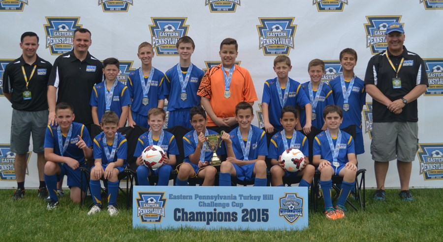 Challenge Cup U12- Hulmeville SC Vipers