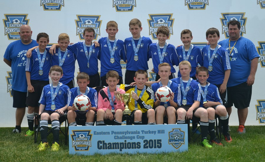Challenge Cup U13 Boys- Lighthouse SC Attack