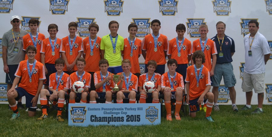 Challenge Cup U14 Boys- Hershey Orange Demolition