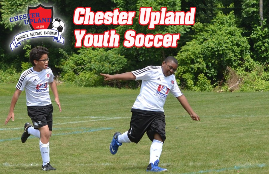 Chester Upland Youth Soccer picture web page