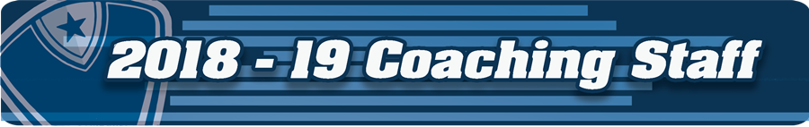Coaching Staff Banner