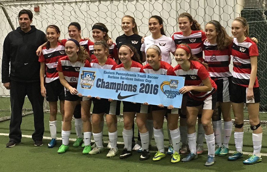FC Revolution Force U14