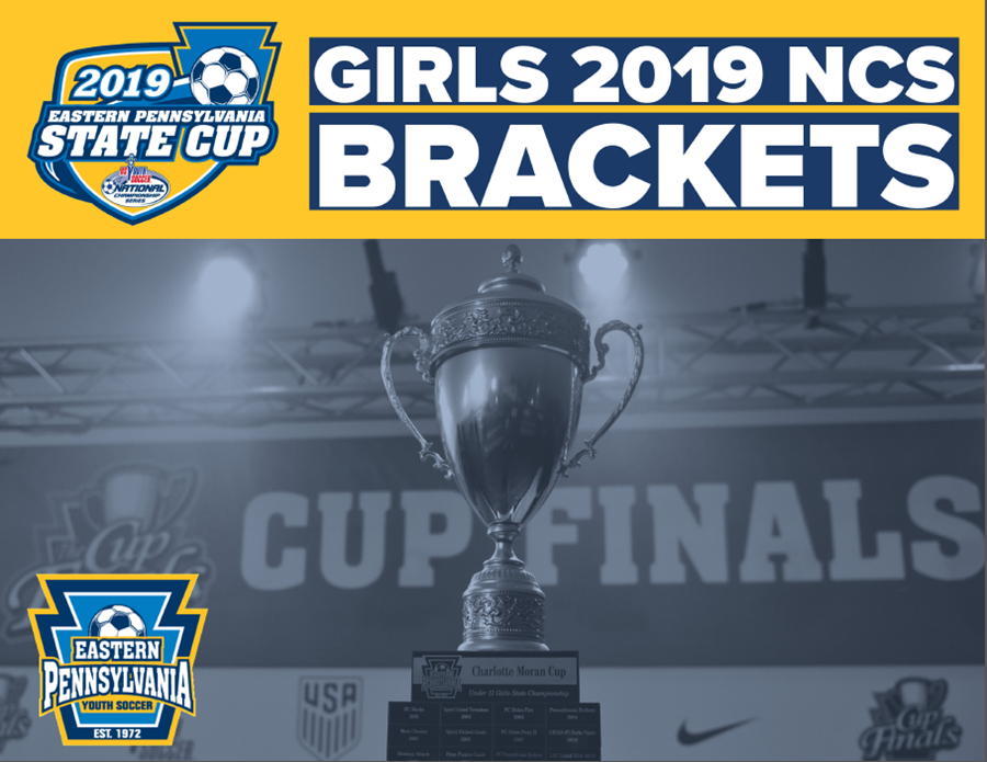 Girls NCS Brackets 2019