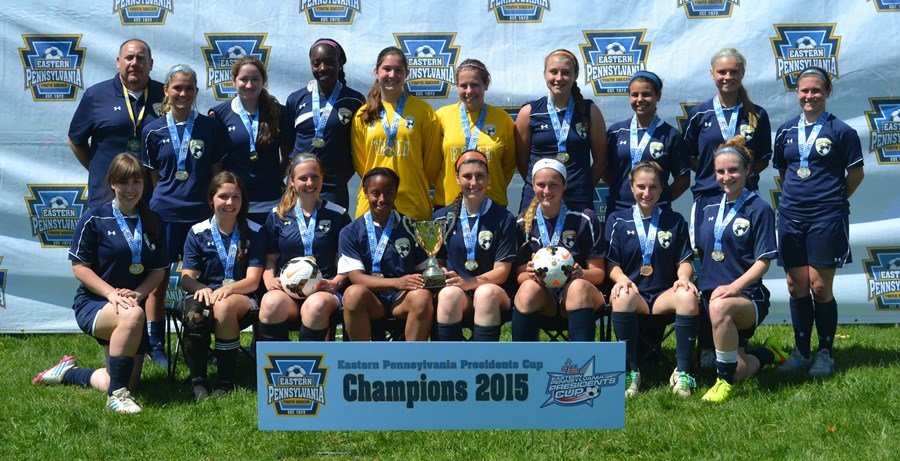 Huntingdon Valley Pride U17G Website