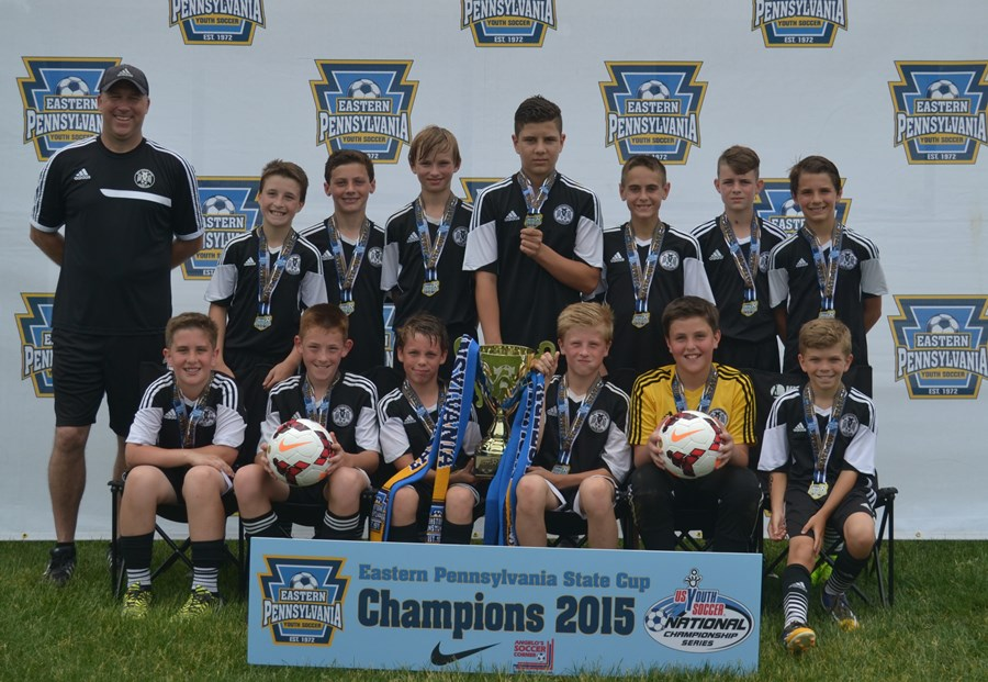 NCS State Cup U12 Boys- West Chester Predators