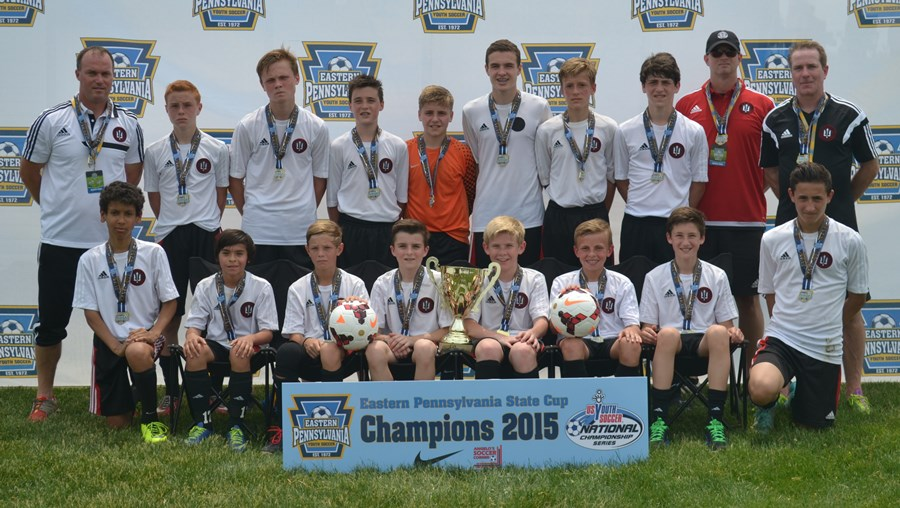 NCS State Cup U13 Boys- Ukrainian Nationals Rangers