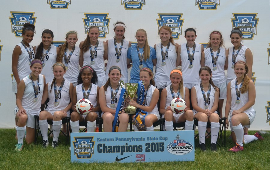 NCS State Cup U15 Girls- FC Pennsylvania Strikers