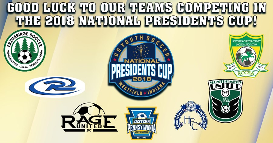 Presidents Cup Teams