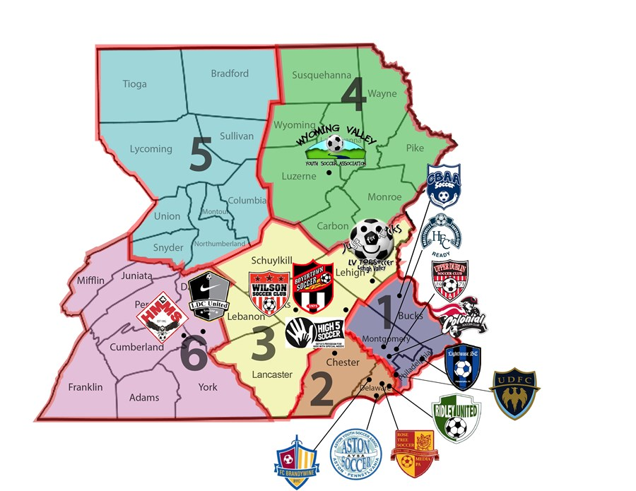 TOPSoccer-New District Map-2017 7-26