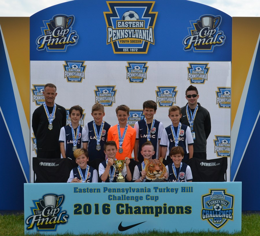 U11 Boys A- Lower Merion Ding