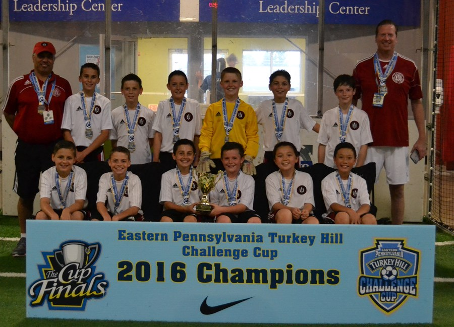 U11 Boys B - Ukrainian Nationals Metalurh Red