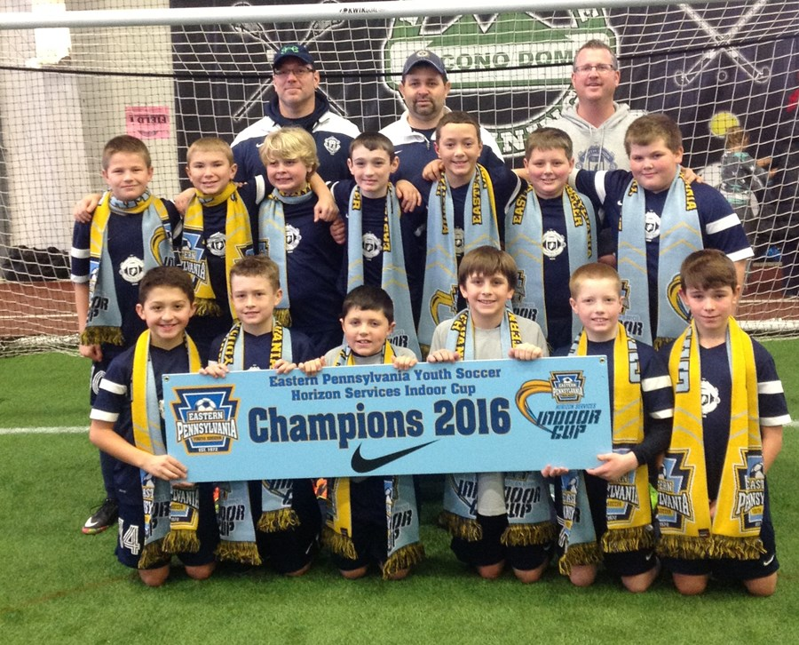 U11 Boys Challenge Blue- North Union United Crew