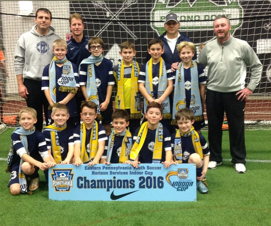 U11 Boys Challenge White- North Union United