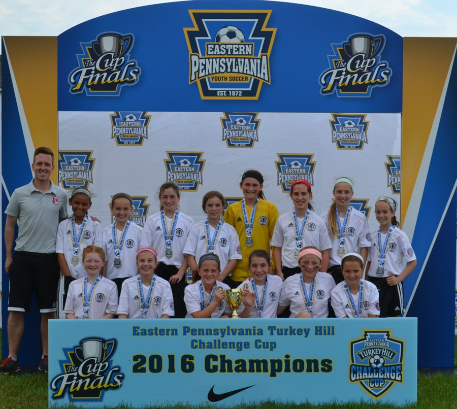 U11 Girls A - West Chester United Predators
