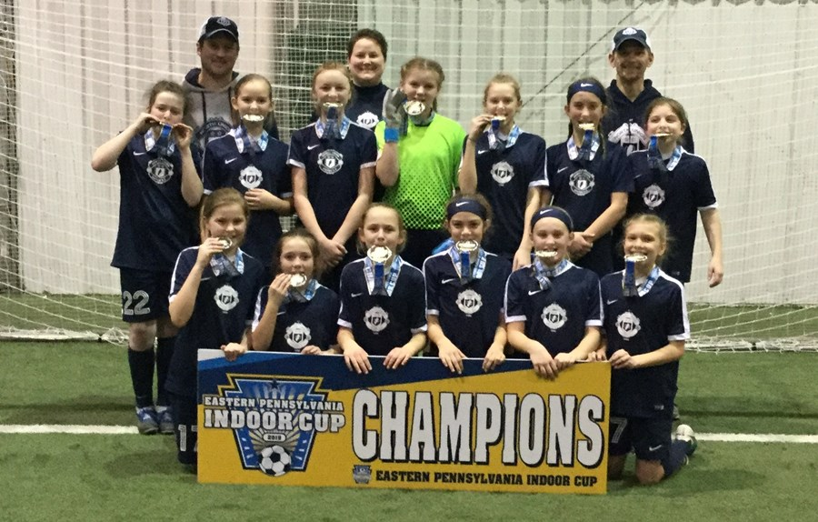 U11 Girls Challenge - North Union United Valor