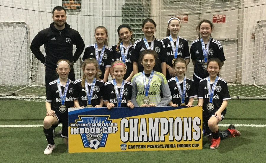 U11 Girls Elite - Lehigh Valley United Black