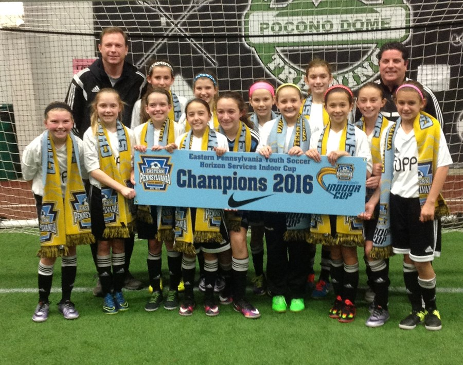 U11 Girls Elite- PSC Coppa Swarm