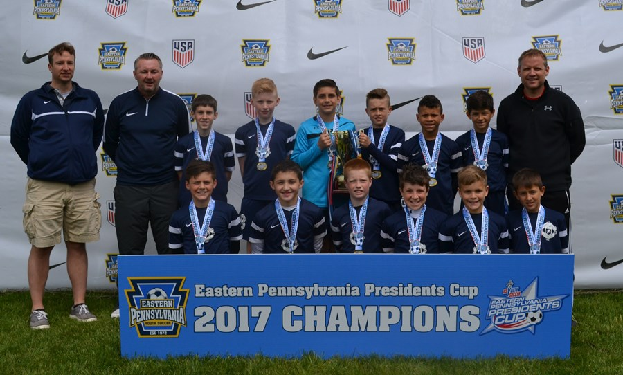 U12 Boys - North Union Adrenaline