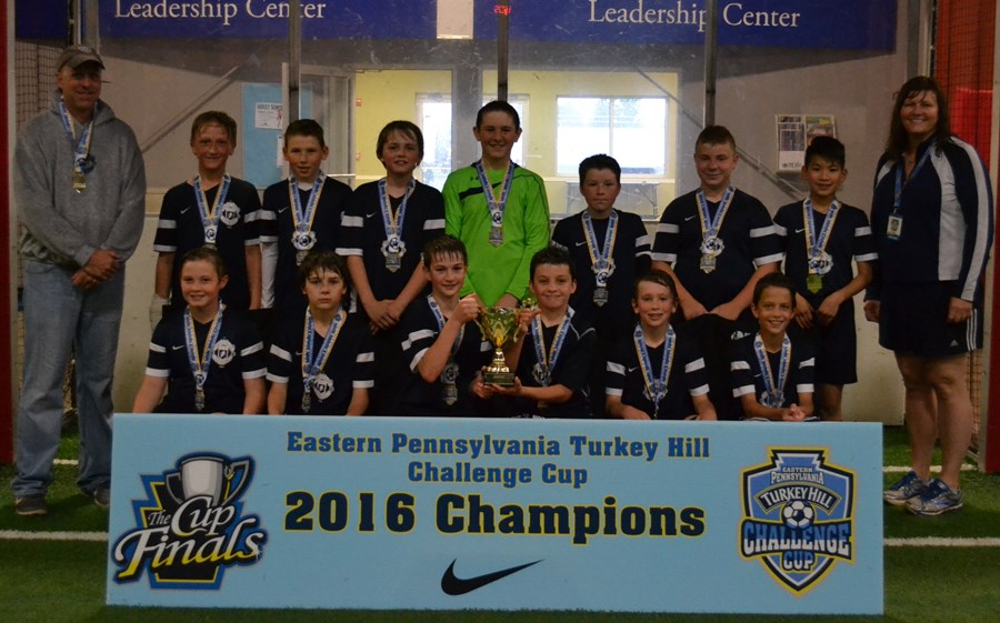 U12 Boys - North Union United Vipers