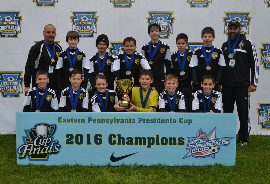 U12 Boys - Northwestern Tigers