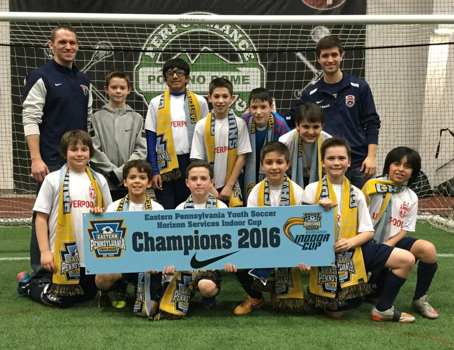 U12 Boys Challenge White- Lower Merion Little Liverpool