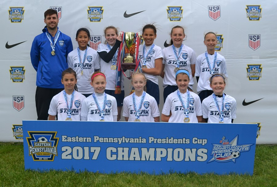 U12 Girls - CASA Arsenal