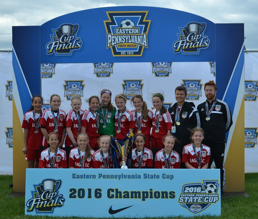 U12 Girls - HMMS Eagle FC Legends