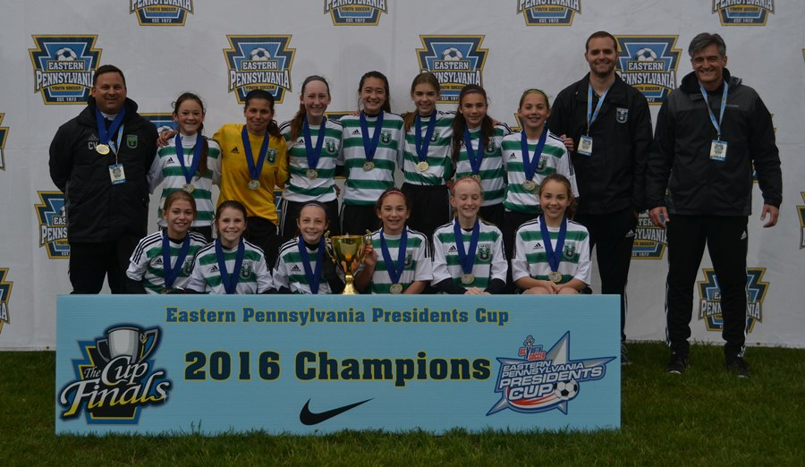 U12 Girls - Montgomery United Fury