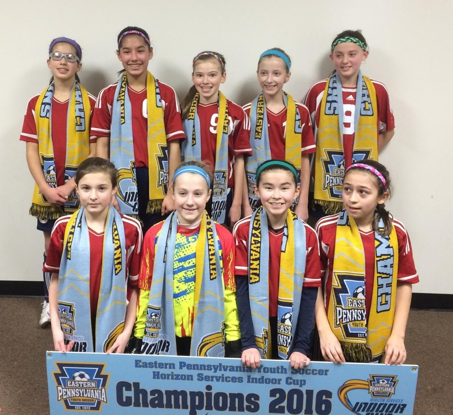 U12 Girls Challenge White- Wyoming Valley