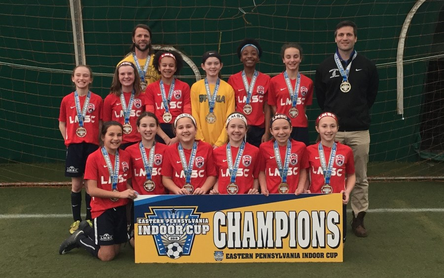 U12 Girls Elite - Lower Merion SC Furia