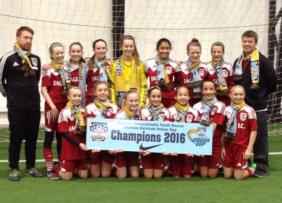 U12 Girls Elite- HMMS Eagle FC Legends