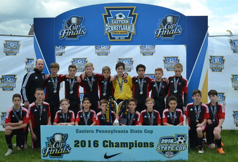 U13 Boys - Ukrainian Nationals Zoria Black