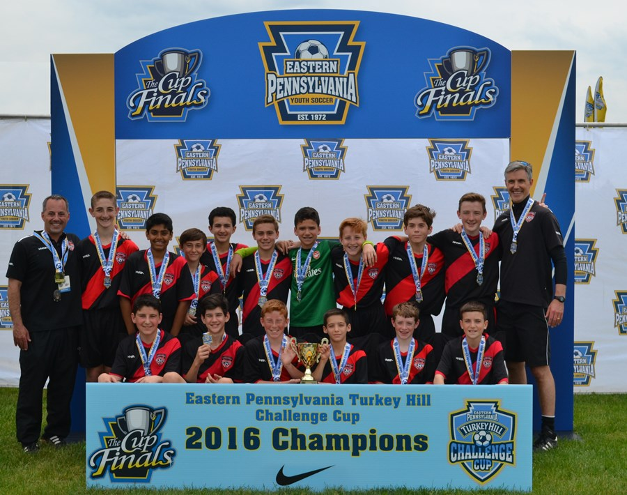 U13 Boys - Upper Dublin Arsenal Black