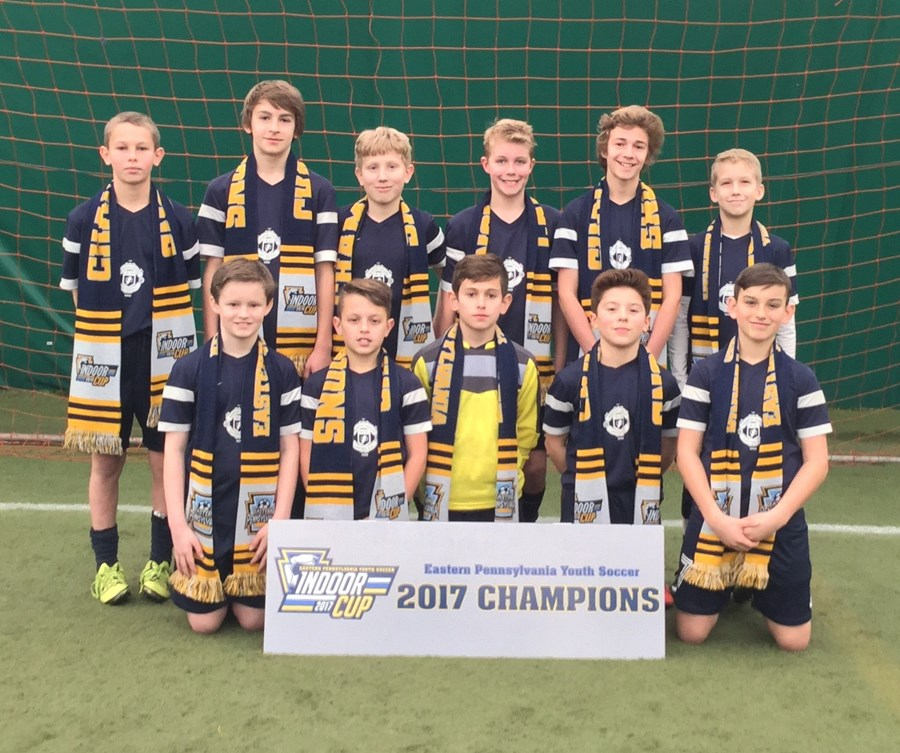 U13 Boys Challenge - North Union Raptors