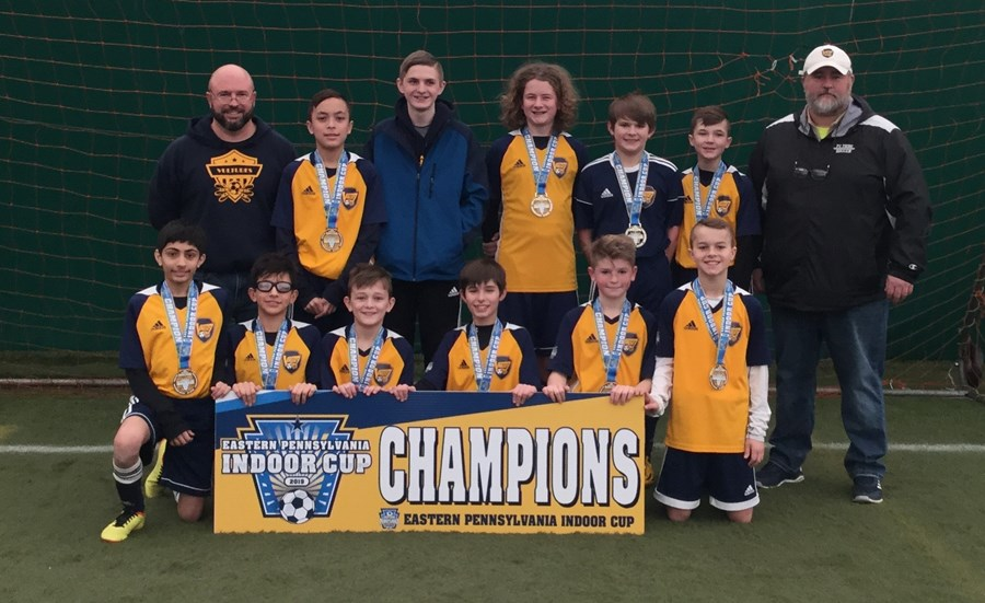 U13 Boys Challenge White - Valley SC Vultures