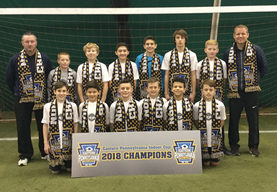 U13 Boys Elite - North Union Adrenaline