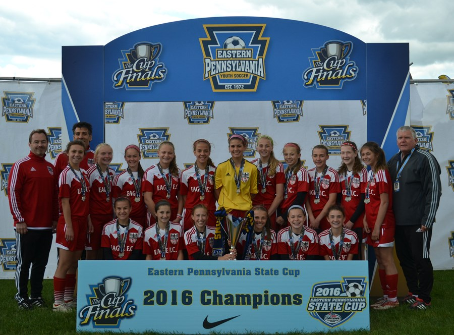 U13 Girls - HMMS Eagle FC Impact