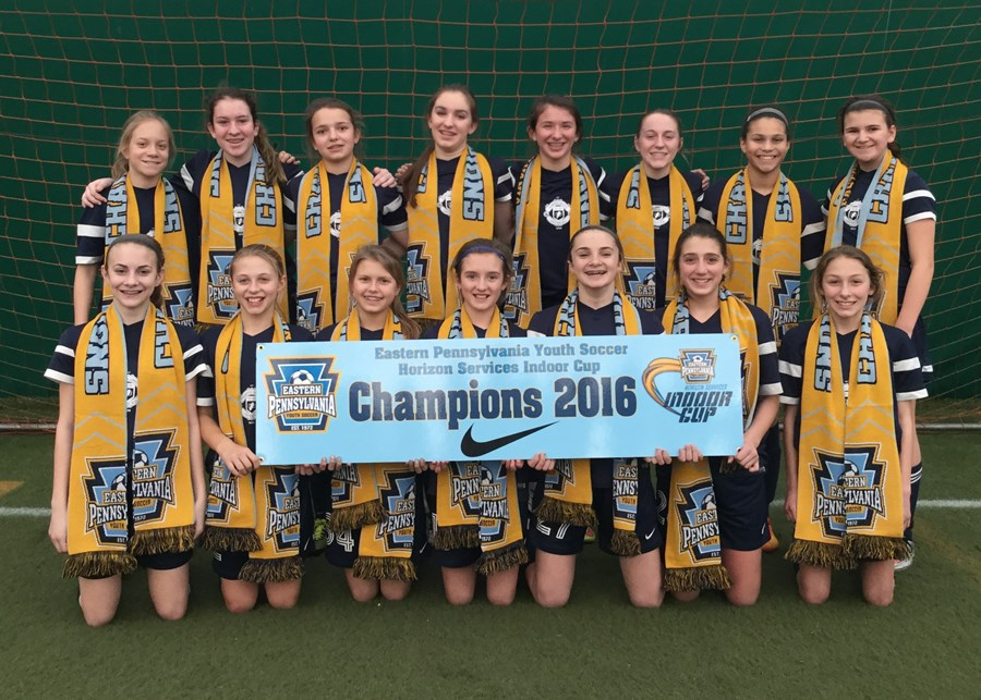 U13 Girls Challenge - North Union Cannons