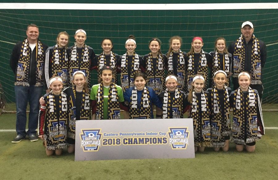 U13 Girls Elite - FC Europa