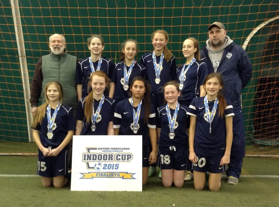 U13G Elite Blue Finalists- North Union United Lady Cannons