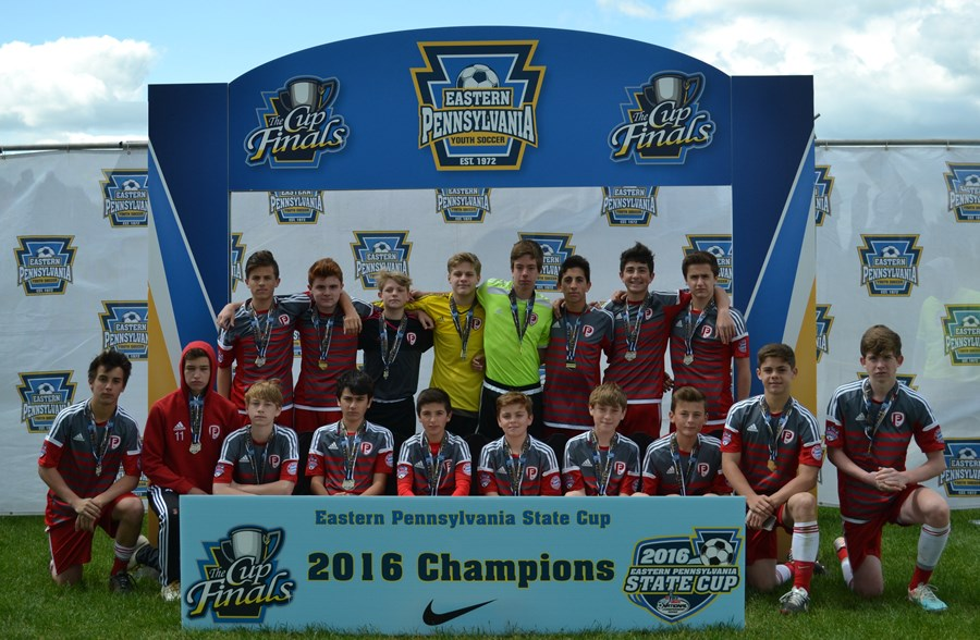 U14 Boys - Penn Fusion Elite