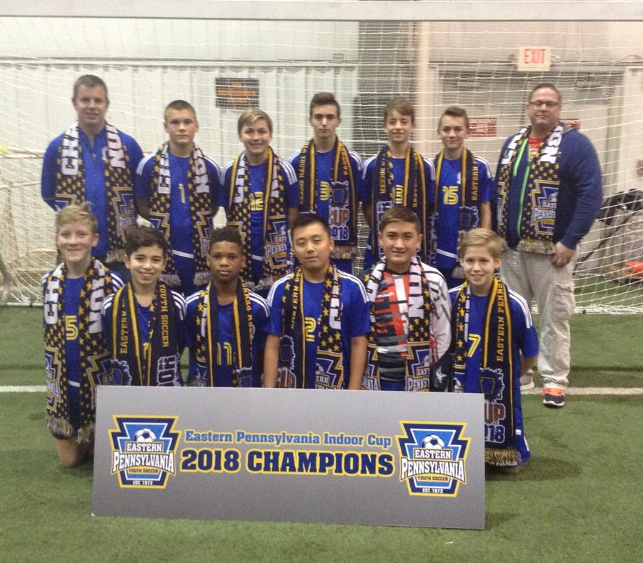 U14 Boys Challenge - Central Susquehanna Collision