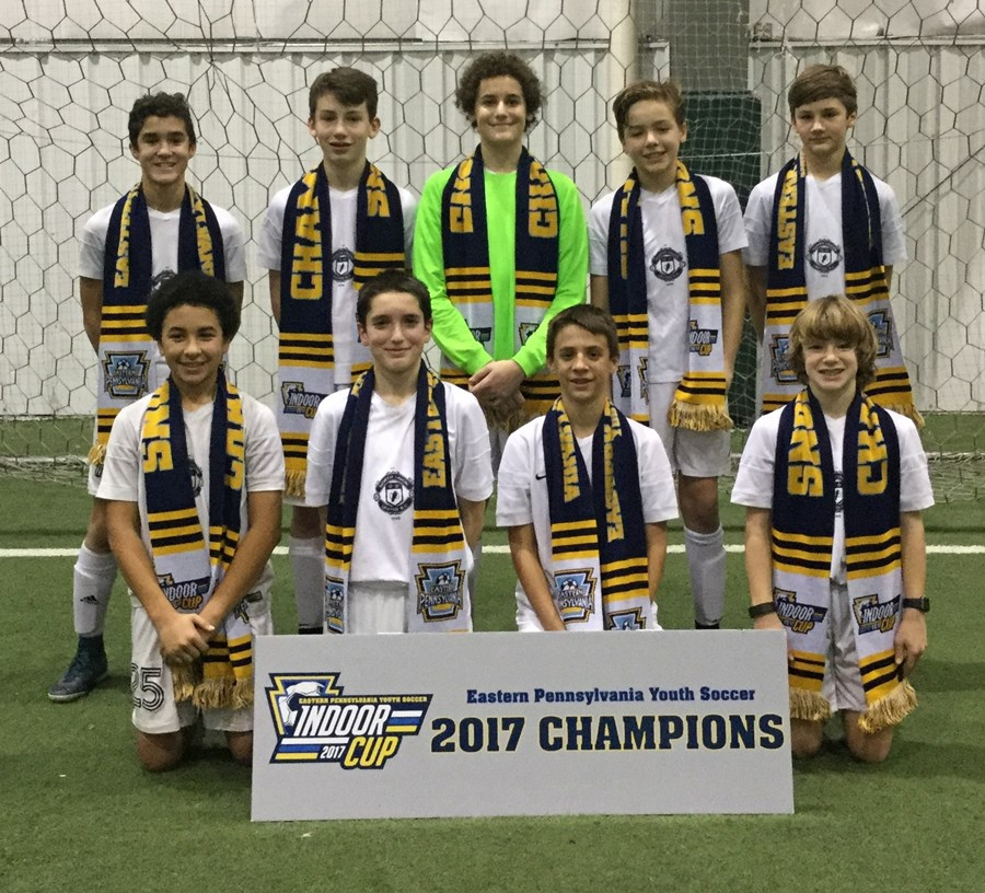 U14 Boys Challenge White - North Union United Cannons