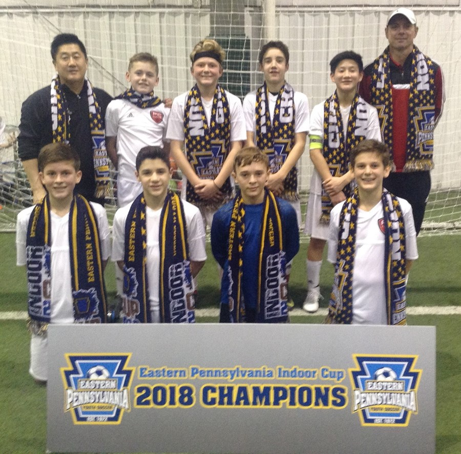 U14 Boys Elite - FC Europa Elite Black
