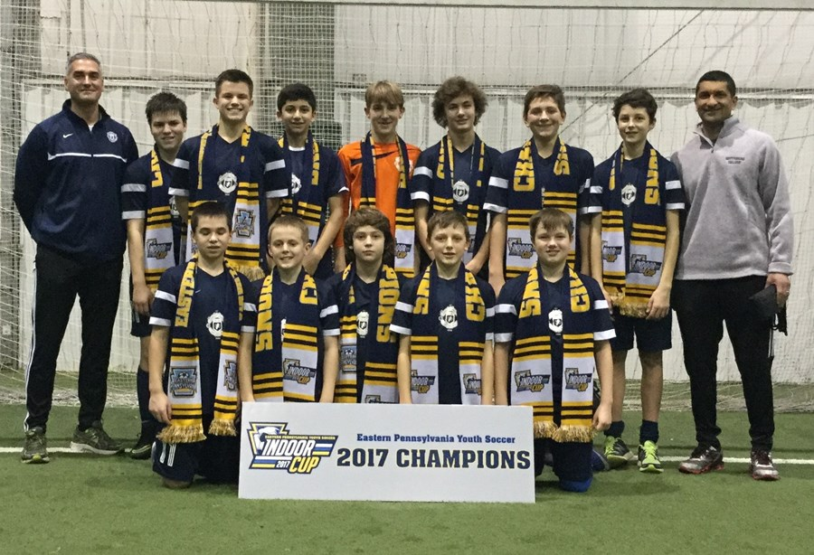 U14 Boys Elite - North Union United Cannons