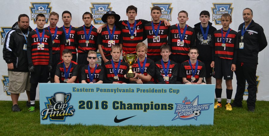 U14 Boys- Lititz Edge