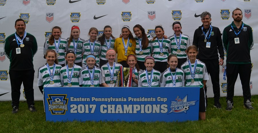 U14 Girls - Montgomery United Fury